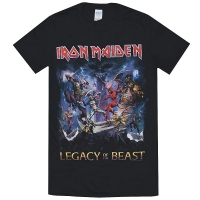 IRON MAIDEN Legacy Of The Beast Tシャツ