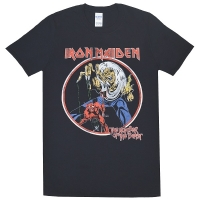 IRON MAIDEN The Number Of The Beast Vintage Tシャツ