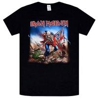 IRON MAIDEN Trooper Tシャツ