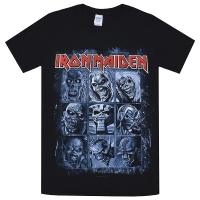 IRON MAIDEN Nine Eddies Tシャツ