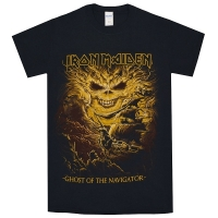 IRON MAIDEN Ghost Of The Navigator Tシャツ