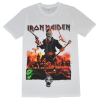 IRON MAIDEN Legacy Of The Beast Live In Mexico City Tシャツ
