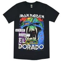 IRON MAIDEN El Dorado Tシャツ