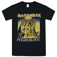 IRON MAIDEN Powerslave World Slavery Tour Tシャツ
