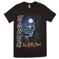IRON MAIDEN Fear Of The Dark Tree Sprite Tシャツ