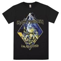 IRON MAIDEN Live After Death Diamond Tシャツ