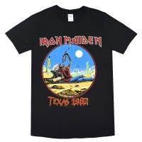 IRON MAIDEN The Beast Tames Texas Tシャツ