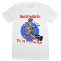 IRON MAIDEN Chicago Mutants Tシャツ