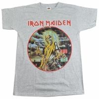 IRON MAIDEN Killers Circle Tシャツ