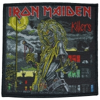 IRON MAIDEN Killers Patch ワッペン