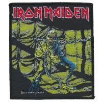 IRON MAIDEN Piece Of Mind Patch ワッペン