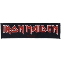 IRON MAIDEN Logo Patch ワッペン