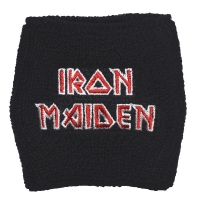 IRON MAIDEN Logo リストバンド