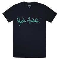 JANE'S ADDICTION Script Tシャツ