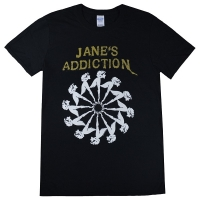 JANE'S ADDICTION Ladywheel Tシャツ