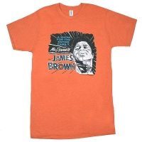 JAMES BROWN Mr. Dynamite Tシャツ