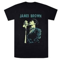 JAMES BROWN Singing Tシャツ
