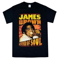 JAMES BROWN Godfather Of Soul Tシャツ