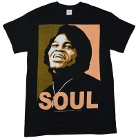 JAMES BROWN Soul Tシャツ