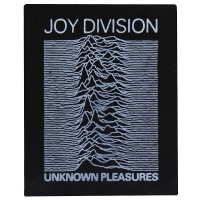 JOY DIVISION Unknown Pleasures ピンバッジ