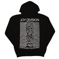 JOY DIVISION Unknown Pleasures ZIP フード パーカー