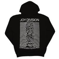 JOY DIVISION Unknown Pleasures ジップパーカー