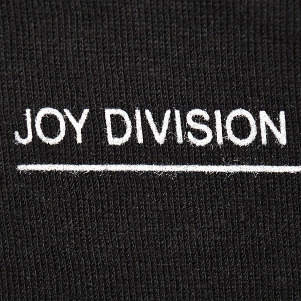 Joy Division Unknown Pleasures ロゴ小 2