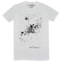 JOY DIVISION Plus / Minus Tシャツ WHITE