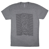 JOY DIVISION Unknown Pleasures Triblend Tシャツ