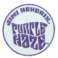 JIMI HENDRIX Purple Haze Patch ワッペン