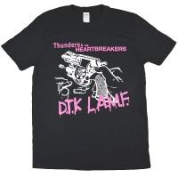 JOHNNY THUNDERS & THE HEARTBREAKERS Pistol Tシャツ