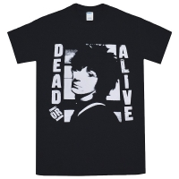 JOHNNY THUNDERS & THE HEARTBREAKERS Dead Or Alive Tシャツ