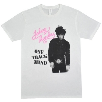 JOHNNY THUNDERS & THE HEARTBREAKERS One Track Mind Tシャツ