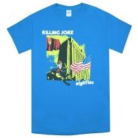 KILLING JOKE Eighties Tシャツ