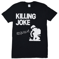 KILLING JOKE Requiem Tシャツ