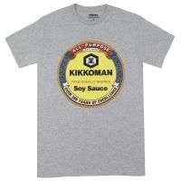 KIKKOMAN Logo Tシャツ