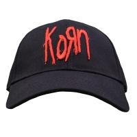 KORN Logo ベースボールキャップ