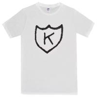K RECORDS Logo Tシャツ