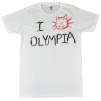 K RECORDS I (Cat) Olympia Tシャツ