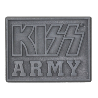 KISS Army Block ピンバッジ