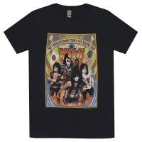KISS Japan Tour Tシャツ