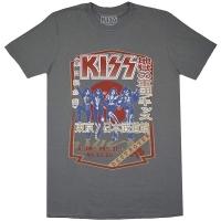 KISS Destroyer Tour 78 Tシャツ