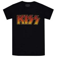 KISS Classic Logo Tシャツ