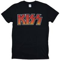 KISS Colour Gradient Logo Tシャツ