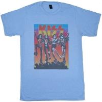KISS Vintage Destroyer Tシャツ
