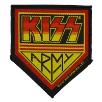 KISS Kiss Army Patch ワッペン