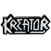 KREATOR Logo ピンバッジ