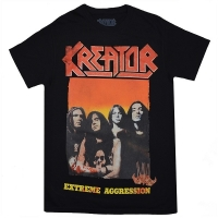 KREATOR Extreme Aggression Tシャツ