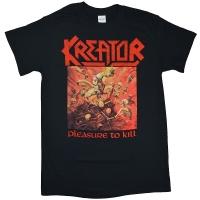 KREATOR Pleasure To Kill Tシャツ