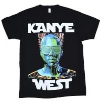 KANYE WEST Robot Wars Tシャツ